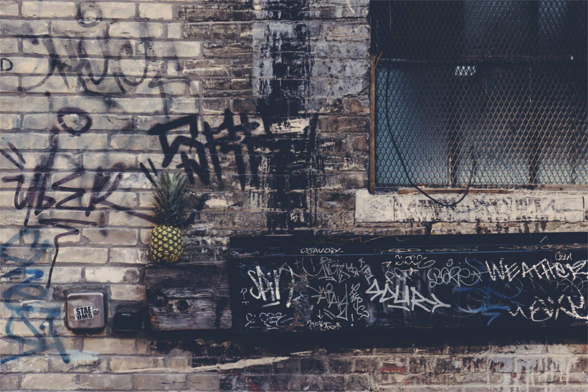 grafitti slajder